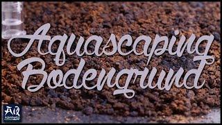 AQUASCAPING BODENGRUND AUFBAU | Was ist der beste Bodengrund für dein Aquascape? | AquaOwner
