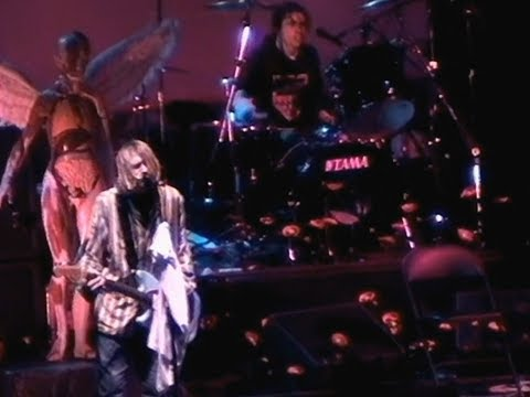 New: Nirvana - 12/31/93 - 2-Cam (Upgrade AMT1)+(AMT2) - 60fps - AUD1-HQ-Audio Sync - Oakland, CA