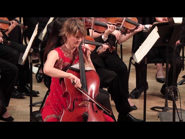 Duke Symphony & Caroline Stinson, cello - III. Allegro molto (Cello Concerto No.1 in C Major)- Haydn