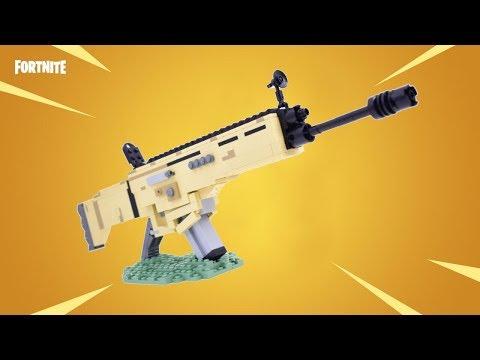 LEGO Scar MOC // From FORTNITE: Battle Royale