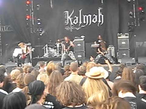Kalmah - Heroes to Us (Live SummerBreeze 2011)