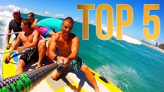 Top 5 Surfing Videos || JukinVideo Top Five