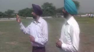 S. Varinderpal Singh, President Guru Hargobind Sports Club, Gurusar Sudhar