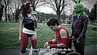 Repeat youtube video Los Caballeros del Zodiaco Live Action - La pelicula - Regreso del Inframundo