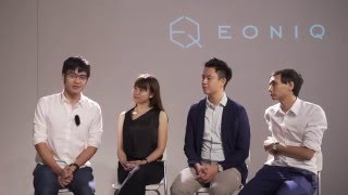 eoniq launch party highlight