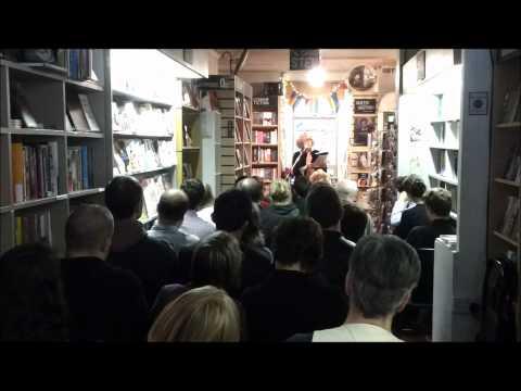 VG Lee Reads Always You, Edina At Gay's The Word Bookshop London.wmv
