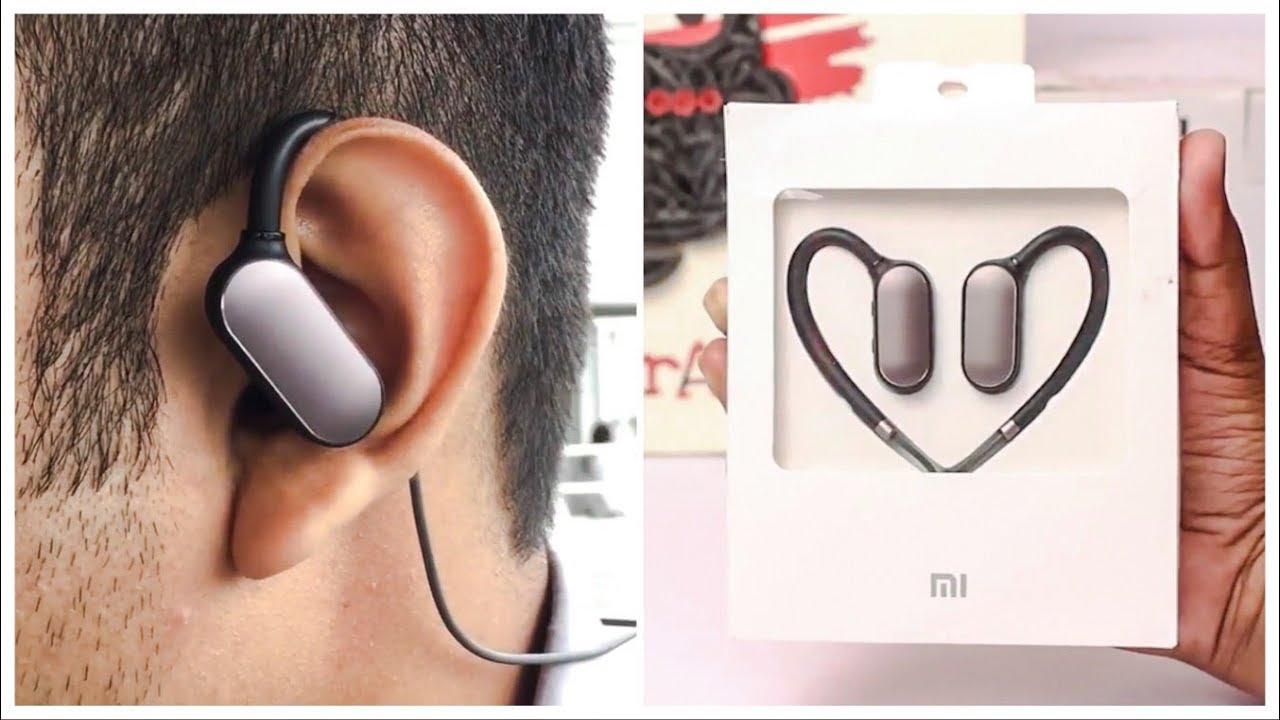 a766baa62e5 Xiaomi Wireless( Bluetooth 4.1) Sport Earbud Review || Best Budget earbuds  #05