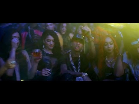 (VIDEO) Mally Mall 'Drop Bands On It' Featuring Wiz Khalifa, Tyga & Fresh.