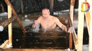 Как Долгопрудный отметил Крещение? | Новости Долгопрудного