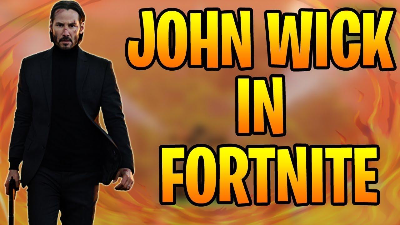 John Wick In Fortnite Forums