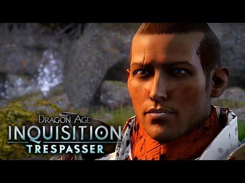 Dragon Age: Inquisition – Trespasser DLC ★ The Movie  All Cutscenes 【Human Male Rogue Edition】