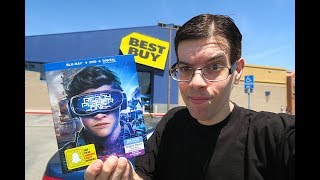 Hoarding Up  - Ready Player One Blu-ray Giveaway !!!