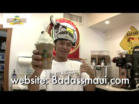 Bad Ass Coffee - Maui Hawaii