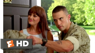 That's My Boy (2012) - Marine Brother Scene (2/10) | Movieclips