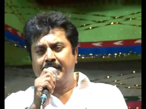 ACTOR SARATH KUMAR SINGING CHRISTIAN SONG