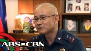 TV Patrol: 'Wala akong koneksiyon': Albayalde, nagulat sa pagkakatalagang PNP chief