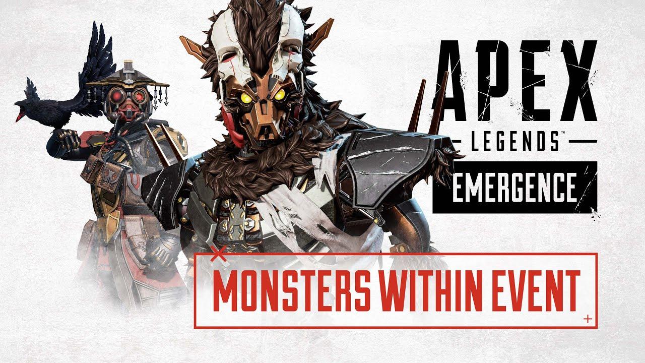 Apex Legends viert Halloween met het 'Monsters Within'-evenement