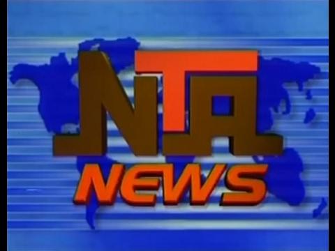 NTA Network Streaming Live News At 9 pm 14/2/17 - YouTube