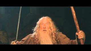 LOTR I Disco Phial Song with movie scenes I 1 hour