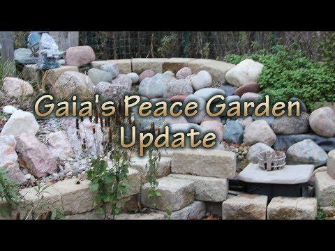 Gaia's Peace Garden Update   Blair Frank   1.18