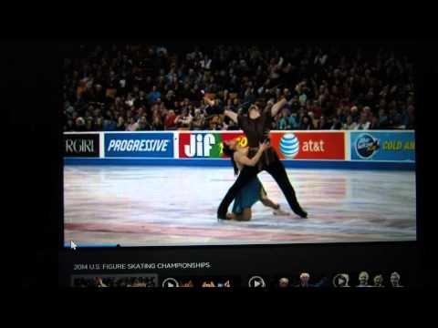 2014 US Figure Skating Championships Lynn Logan FD