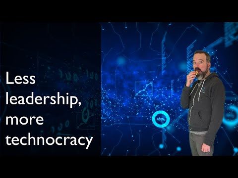 Tanzu Talk: Less leadership, more technocracy