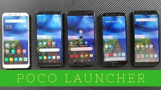 Poco Launcher Review (Pocophone F1 Launcher) | Best Android Launcher for Xiaomi Redmi Devices