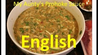 THE BEST PROHOK SAUCE EVER!! MY AUNT'S RECIPE!!CAMBODIAN FOOD