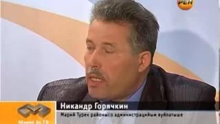 Марий Эл ТВ: «Актуальное интервью. Никандр Горячкин»