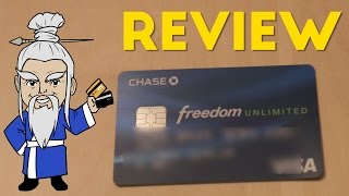 Freedom Unlimited Credit Card Review