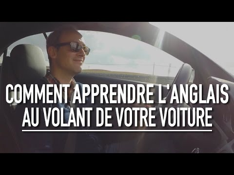 comment apprendre l 39 anglais pendant que vous tes au volant de votre voiture youtube. Black Bedroom Furniture Sets. Home Design Ideas