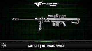 CFW/CFZ : Barrett | Ultimate Silver