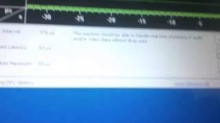 Latenze Audio in esecuzione, analizzate con dpclat