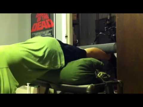 diy roman chair cosco high model 03354 home made ghd youtube