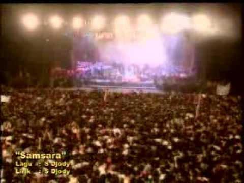 samsara   KONSER KANTATA TAKWA SAMSARA   06 Juli 1998