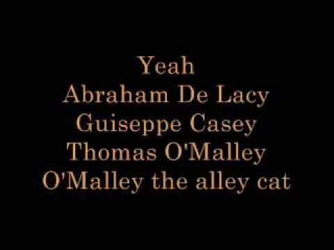 Thomas O'Malley Lyrics
