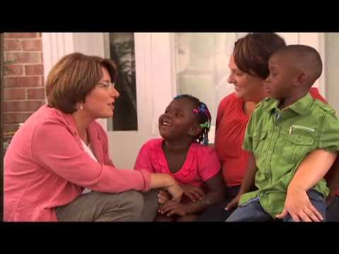 "Amy Klobuchar: ""Figured Out"""