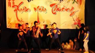 Gangnam style (9/5) xuân yêu thương