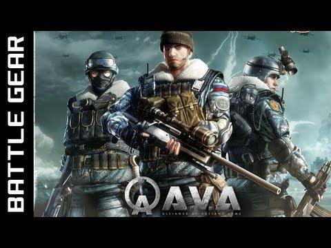 [A.V.A] ฝึกกองทัพปะทะ BATTLE GEAR!!