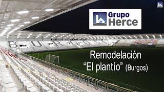 """Grupo Herce - Remodelación """"El plantío"""" (Burgos)"""