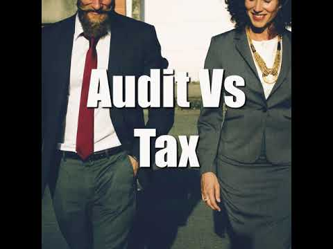 Audit Vs Tax at The Big 4
