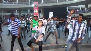 Mumbai Indians Flash Mob