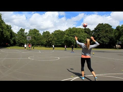 Thumbnail: Volleyball Trick Shots
