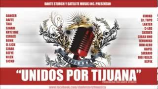Gambar cover Unidos Por Tijuana/RAP Mexicano/Varios Artistas