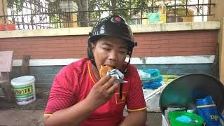 Tâm Xe Ôm thử làm Bánh Tép - Đặc sản Cái Răng