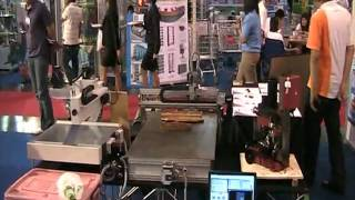 Exhibition of SmartCNCs in Thailand Industrial Fair 2010 #8
