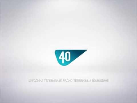 40 GODINA TELEVIZIJE - Radio-televizija Vojvodine