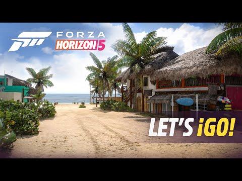 Forza Horizon 5: Let?s ¡Go!