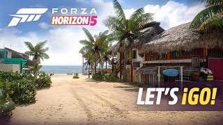 Forza Horizon 5: Let's ¡Go! - Episode 1