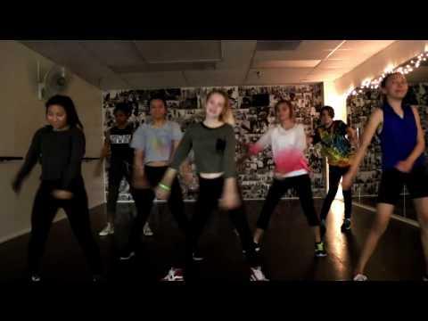 DAWIN - DESSERT l Mark Pablico Choreography Feat. Dance Dimensions Hip Hop Class